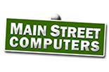 MAIN STREET COMPUTERS logo