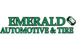 EMERALD AUTOMOTIVE & TIRE logo
