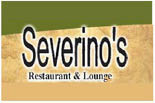 SEVERINO'S RESTAURANT & LOUNGE logo