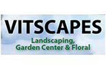 VITSCAPES LANDSCAPING,GARDEN CENTER & FLORAL logo
