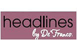 HEADLINES BY DE'FRANCO logo