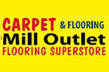 CARPET & FLOORING MILL OUTLET logo