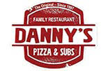 DANNY'S PIZZA & SUBS / Lee's Hill logo