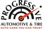 Progressive Automotive of Fredericksburg & Stafford logo