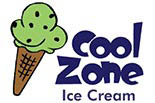 COOL ZONE ICE CREAM logo