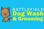 BATTLEFIELD DOG WASH & GROOMING logo
