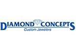 DIAMOND CONCEPTS logo