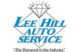 LEE HILL AUTO SERVICE logo