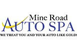 MINE ROAD AUTO SPA logo