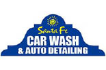 Santa Fe Car Wash And Social logo