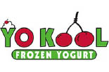 Yokool Frozen Yogurt logo