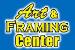 ART & FRAMING CENTER logo