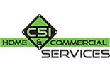 CSI Home & Commerical Services logo