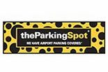 The Parking Spot Houston Airport Logo