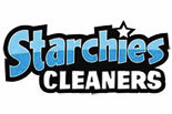 STARCHIES CLEANERS logo