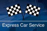 EXPRESS CAR SERVICE logo