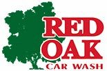 RED OAK CAR WASH logo