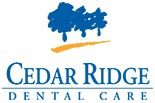 CEDAR RIDGE DENTAL CARE logo