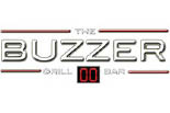 THE BUZZER GRILL & BAR logo