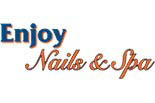 ENJOY NAILS & SPA logo