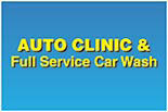 AUTO CLINIC & FULL SERVICE CAR WASH logo