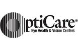 OPTICARE EYE HEALTH & VISION CENTERS logo