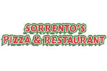 SORRENTO'S PIZZA & RESTAURANT logo