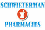 SCHWIETERMANS PHARMACIES logo