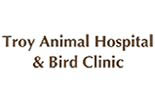 TROY ANIMAL HOSPITAL logo