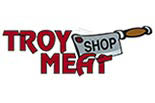 TROY MEAT & DELI SHOP logo