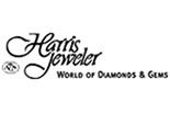 HARRIS JEWELER logo
