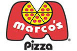 MARCO,S PIZZA  /  GREENVILLE logo