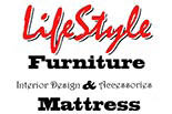LIFESTYLE FURNITURE & MATTRESS logo