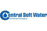CENTRAL SOFT WATER logo