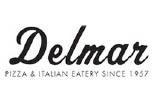 DELMAR PIZZA BROOKLYN logo