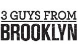 3 GUYS FROM BROOKLYN logo