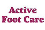 ACTIVE FOOT CARE BROOKLYN logo