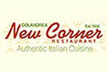 COLANDREA NEW CORNER RESTAURANT BROOKLYN logo