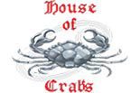 HOUSE OF CRABS STATEN ISLAND logo