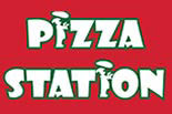 PIZZA STATION STATEN ISLAND logo