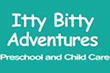ITTY BITTY ADVENTURES PRE-SCHOOL & CHILD CARE BROOKLYN logo
