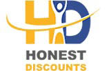 HONEST DISCOUNTS - DISCOUNT PRESCRIPTION CARD logo