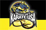 DRAGON KIM'S KARATE USA STATEN ISLAND logo