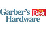 GARBER DO IT BEST HARDWARE STATEN ISLAND logo
