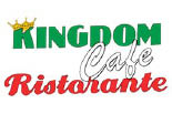 KINGDOM CAFE  STATEN ISLAND logo
