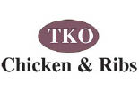 TKO CHICKEN & RIBS BROOKLYN logo