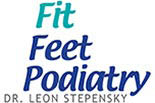 FIT FEET PODIATRY BROOKLYN logo