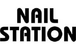NAIL STATION BROOKLYN logo