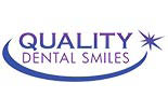 QUALITY DENTAL SMILES logo