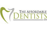 THE AFFORDABLE DENTISTS logo